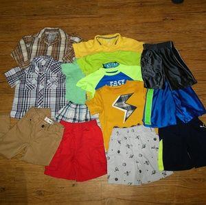 Bundle of Boys Clothing Size 3T (14 Pieces)
